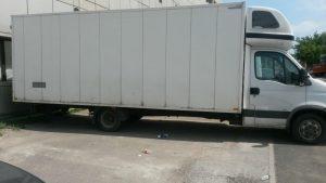 camion de 12 paleti
